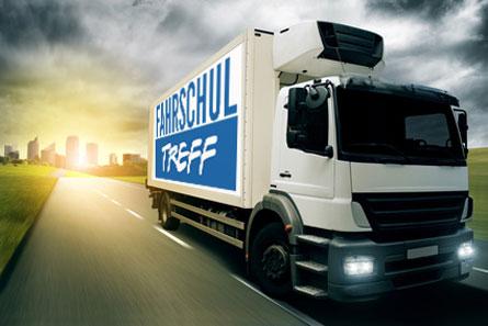 LKW Lastwagenkurse bei Fahrschultreff